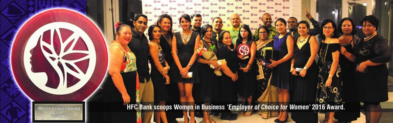 WIB Award - HFC Bank2016
